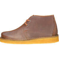 Ghete & Cizme Desert Trek Hi Ankle Boots In Cola Barbati