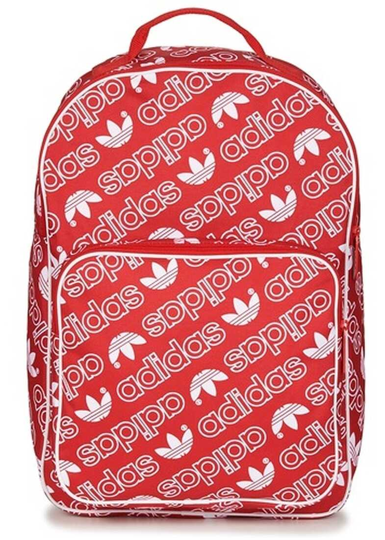 adidas Bp Class Ac Gr Bags In Red White Red