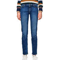 Blugi Women's Stretch Jeans In Straight Line Femei