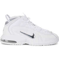 Tenisi & Adidasi Nike Air Max Penny White And Silver Leather And Mesh Sneaker