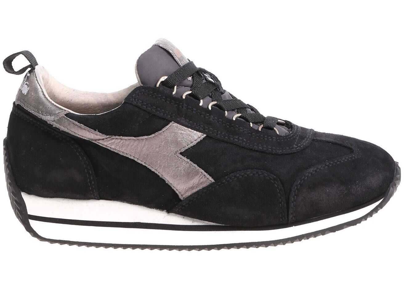 Diadora Heritage Equipe Sw Hh Evo Black Sneakers Black