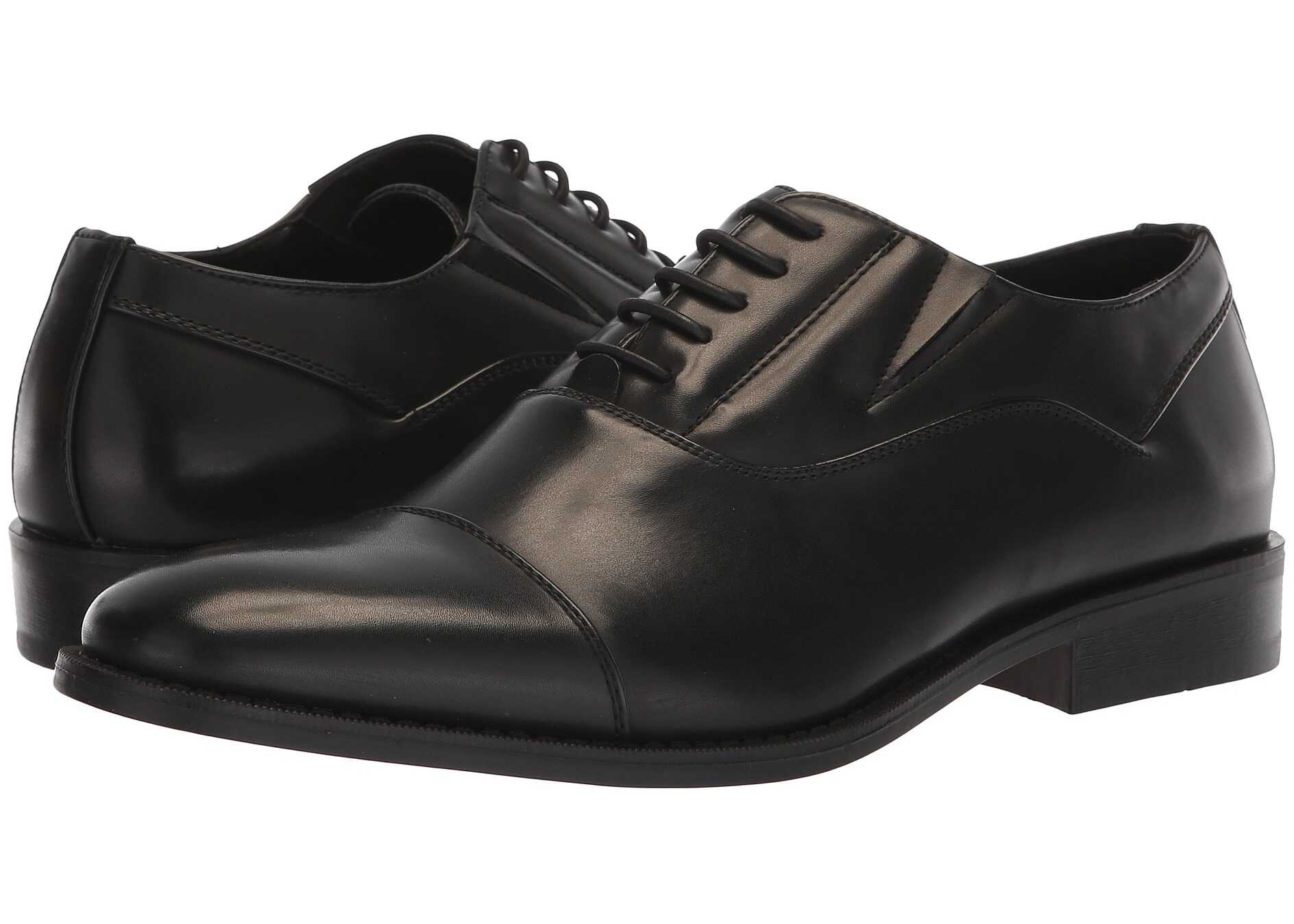 Kenneth Cole Unlisted Half Lace-Up Black