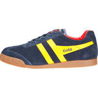 Tenisi & Adidasi Harrier Trainers In Navy Sun Red Barbati