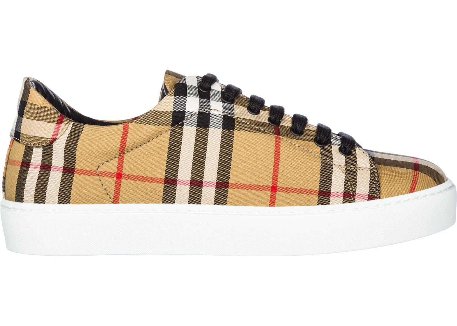 Burberry Sneakers Westford Yellow