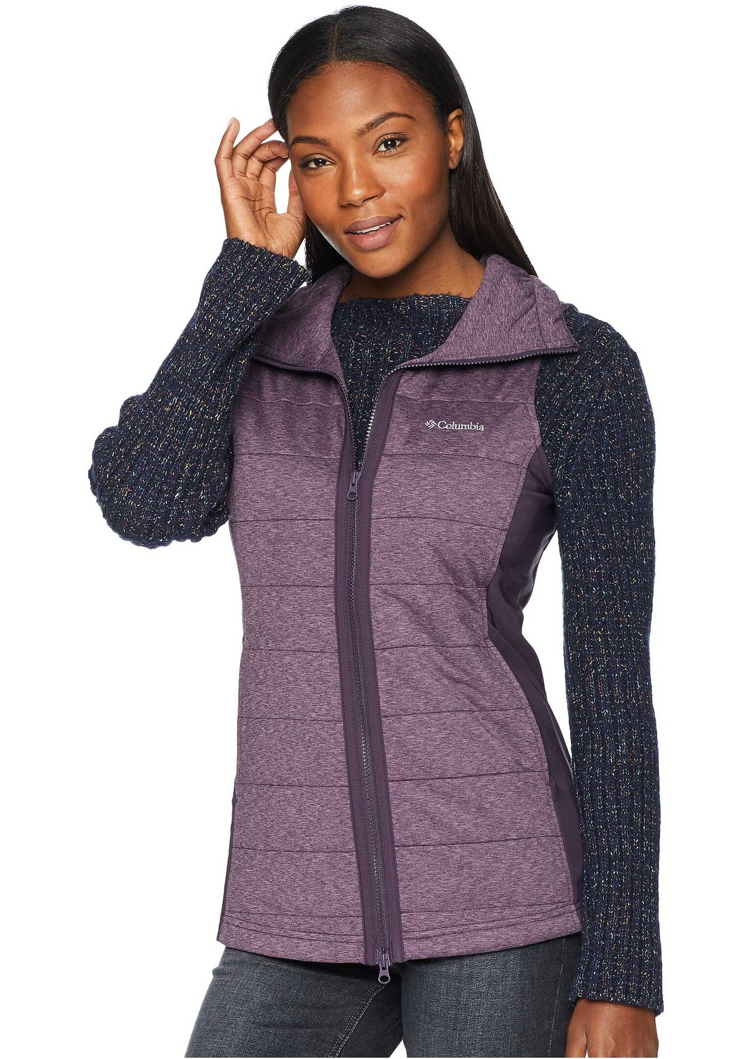 Columbia Place to Place™ Vest Dark Plum
