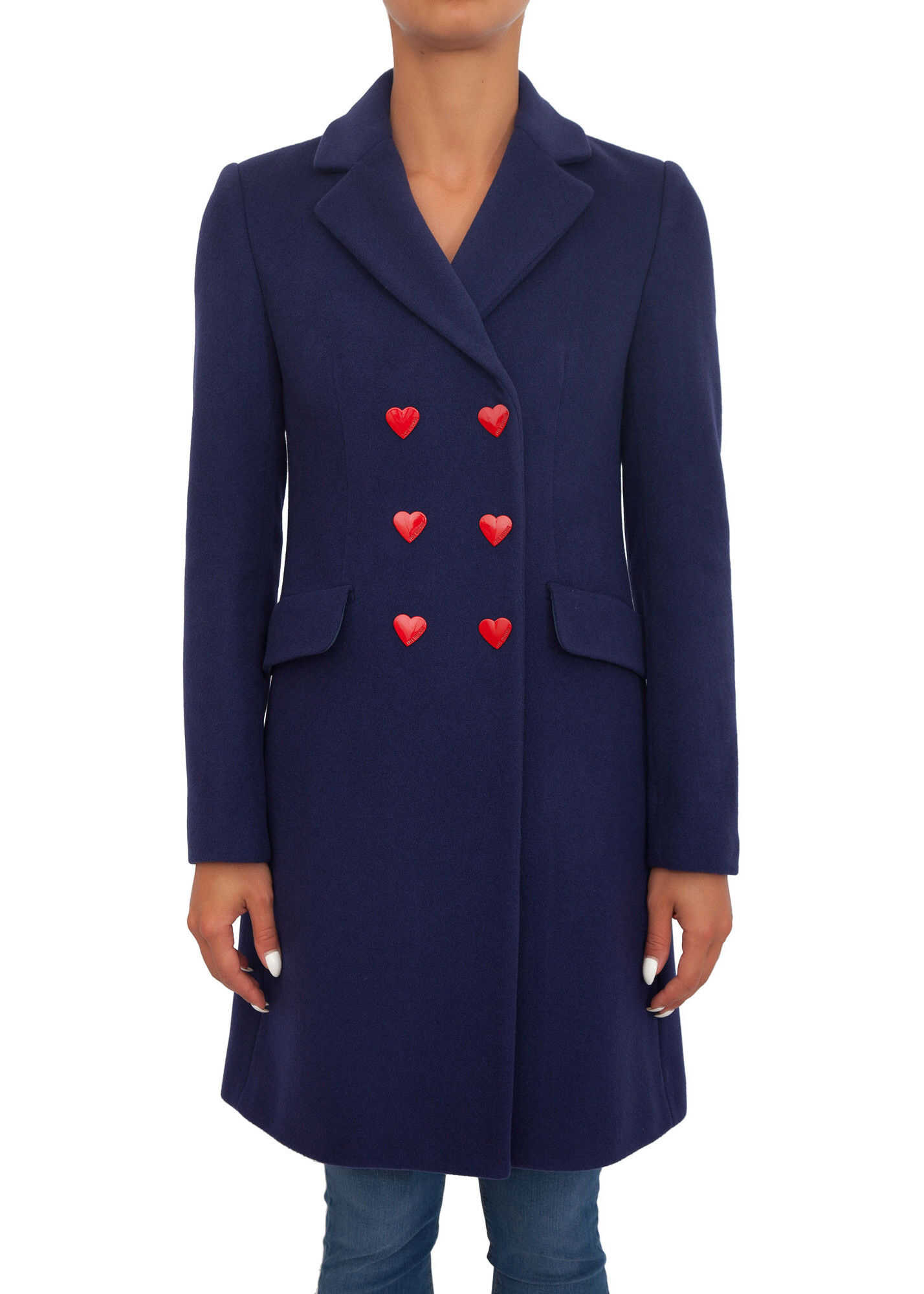 LOVE Moschino BC039F10 BLUE
