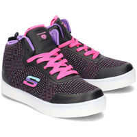 Sneakers Energy Lights Knit Glitz Fete