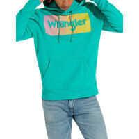 Bluze de trening & Hanorace Men's Bright Green Hoodie Barbati