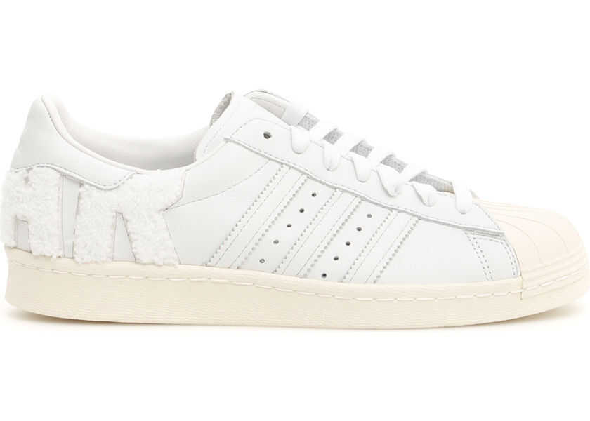 sneakers for cheap 6e8d1 0c0f4 adidas Superstar Sst 80S Sneakers - CRYSTAL WHITE OFF WHITE - Boutique Mall
