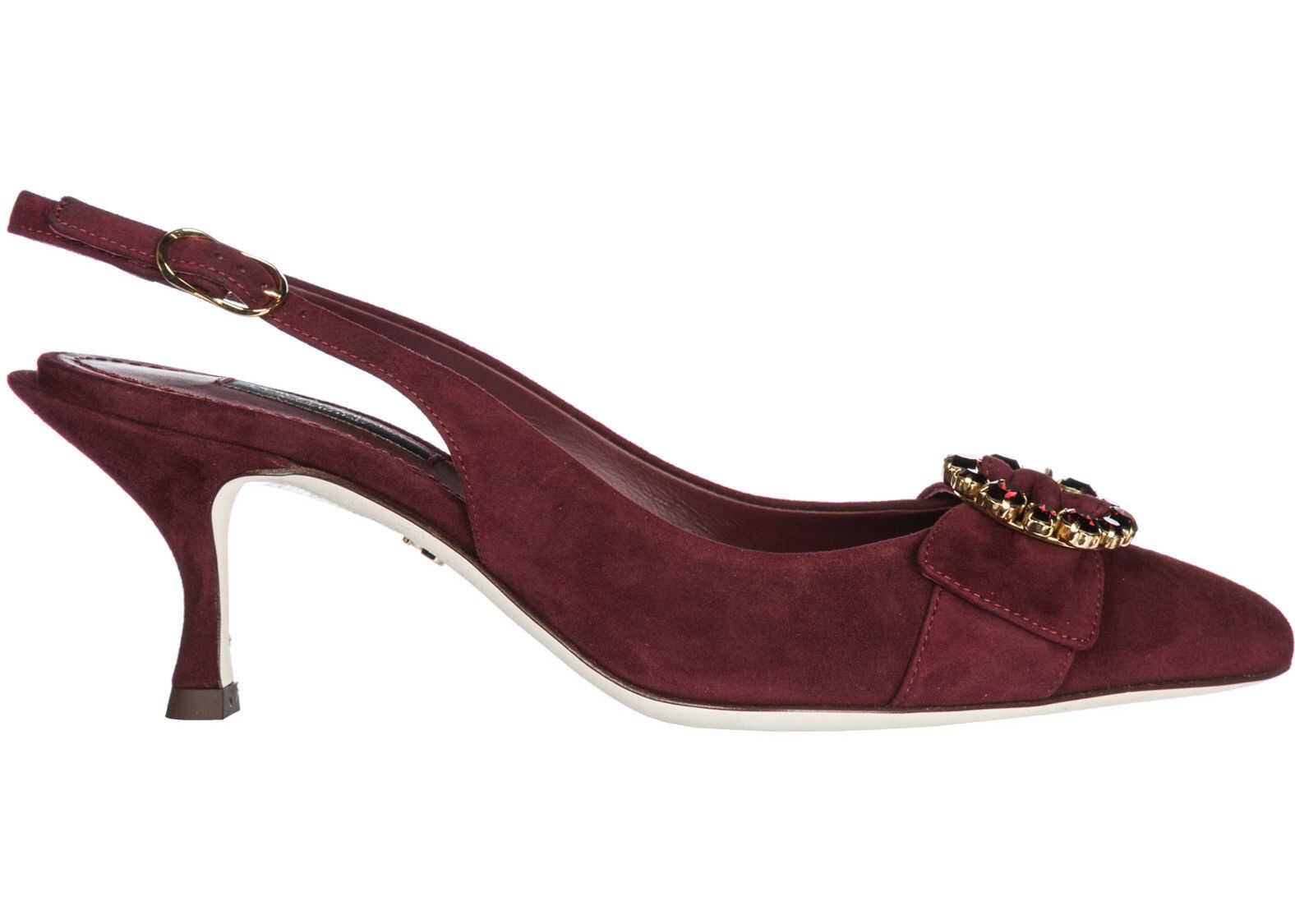 Dolce & Gabbana Heel Lori Red