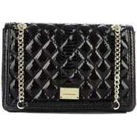 Genti de Umar LOVE Moschino Shoulder bag in snake leather finish