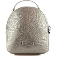 Rucsacuri LOVE Moschino Backpack with logo embossing