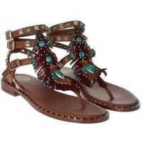 Incaltaminte Brown Pandora Thong Sandals* Femei