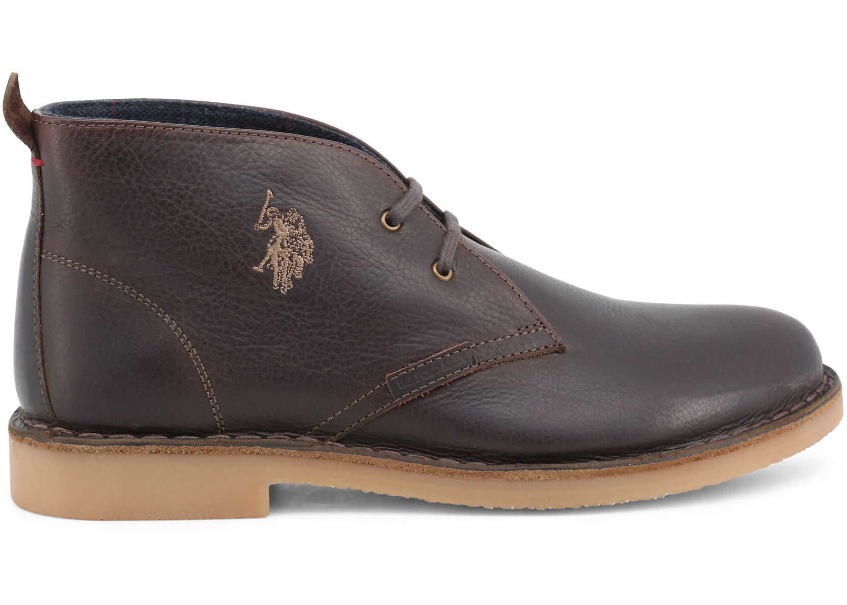 U.S. POLO ASSN. Must3119S4 Brown