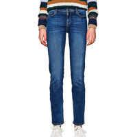 Blugi Women's Stretch Jeans In Straight Line* Femei