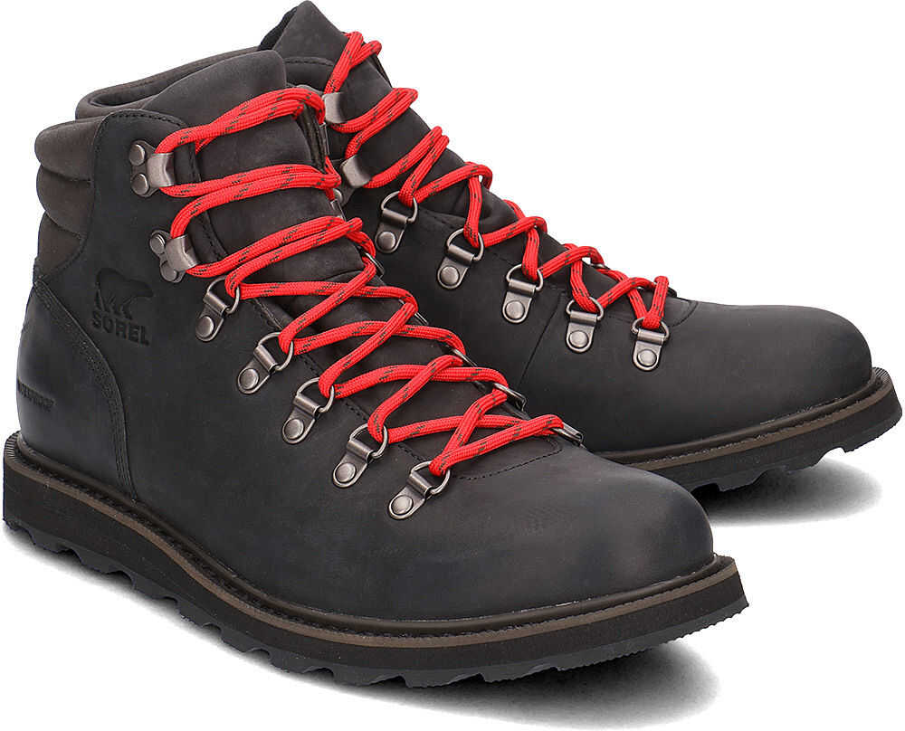 SOREL Madson Hiker Waterproof Czarny