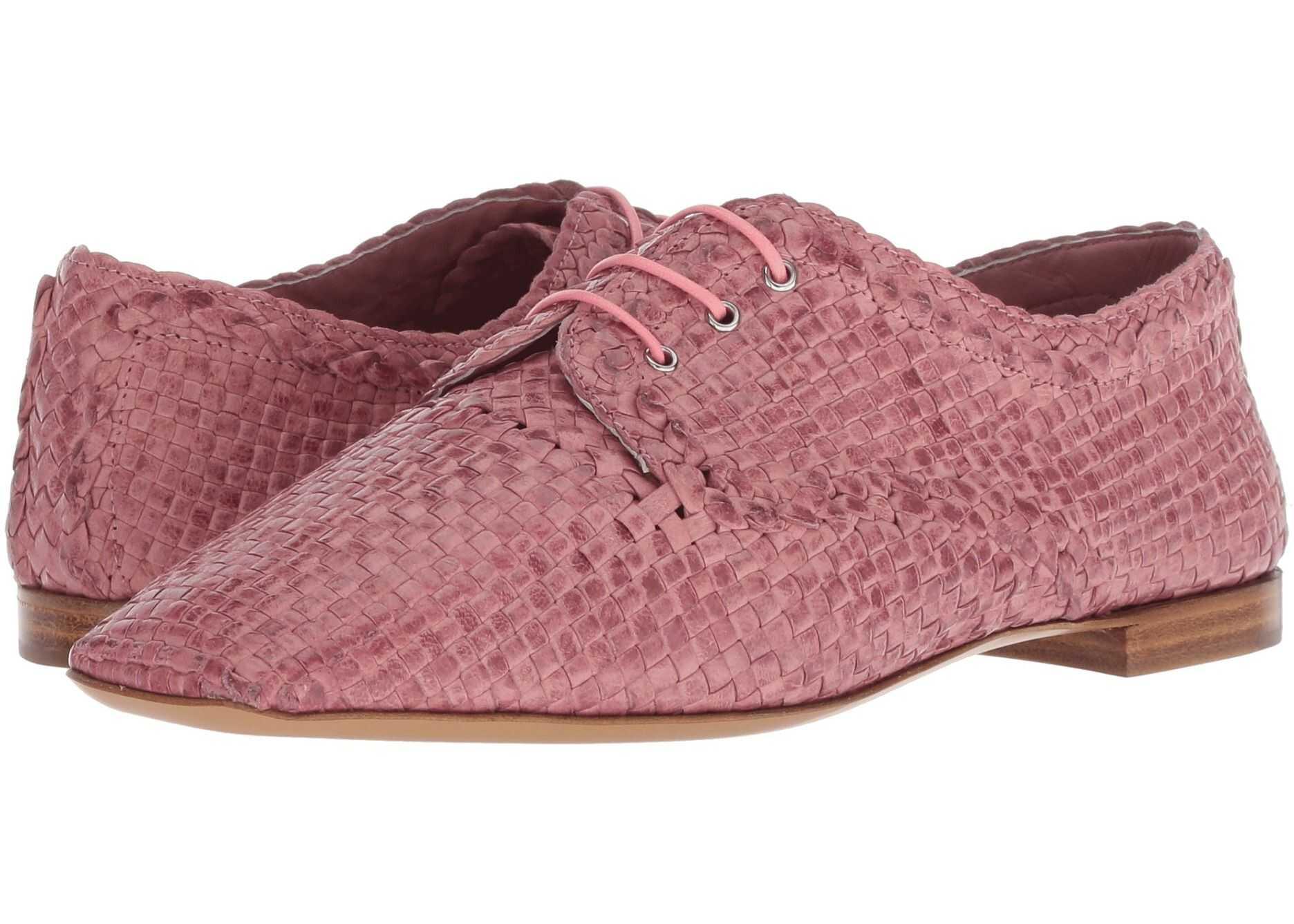 Emporio Armani Woven Oxford Pink