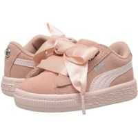 Tenisi & Adidasi Suede Heart Jewel (Toddler) Fete