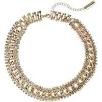 Coliere Tiered Necklace Femei