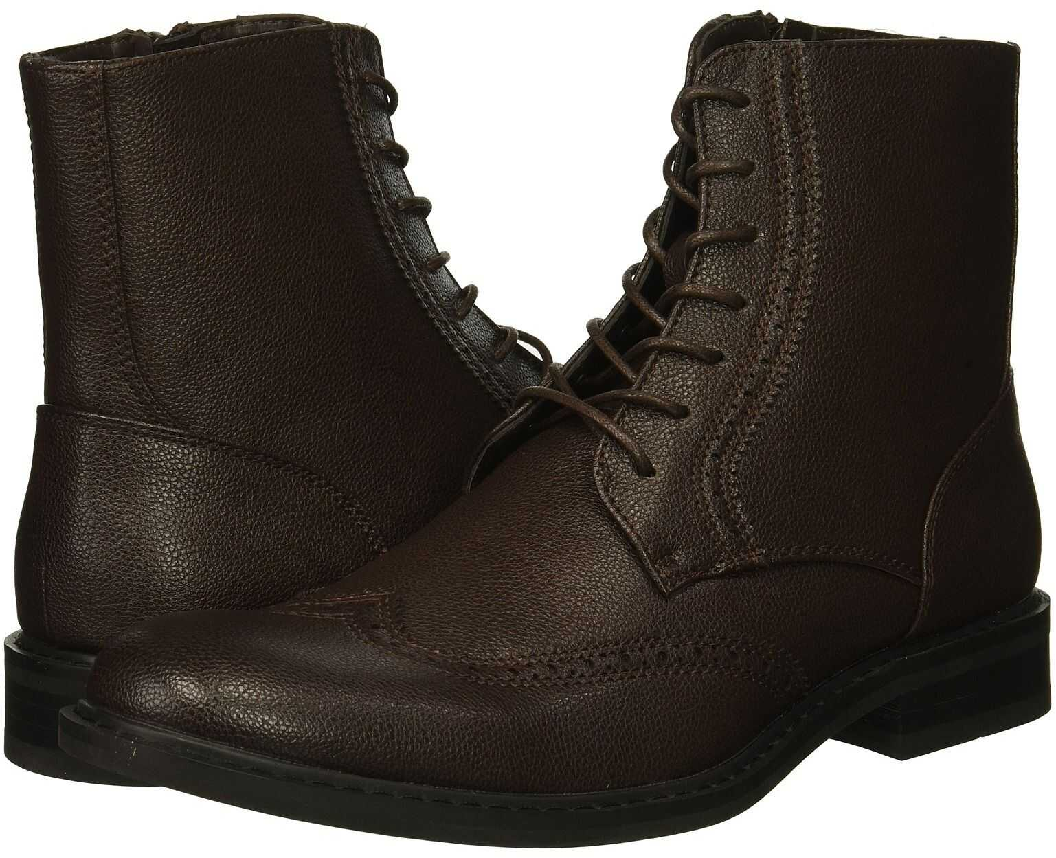 Kenneth Cole Unlisted Buzzer Boot Brown