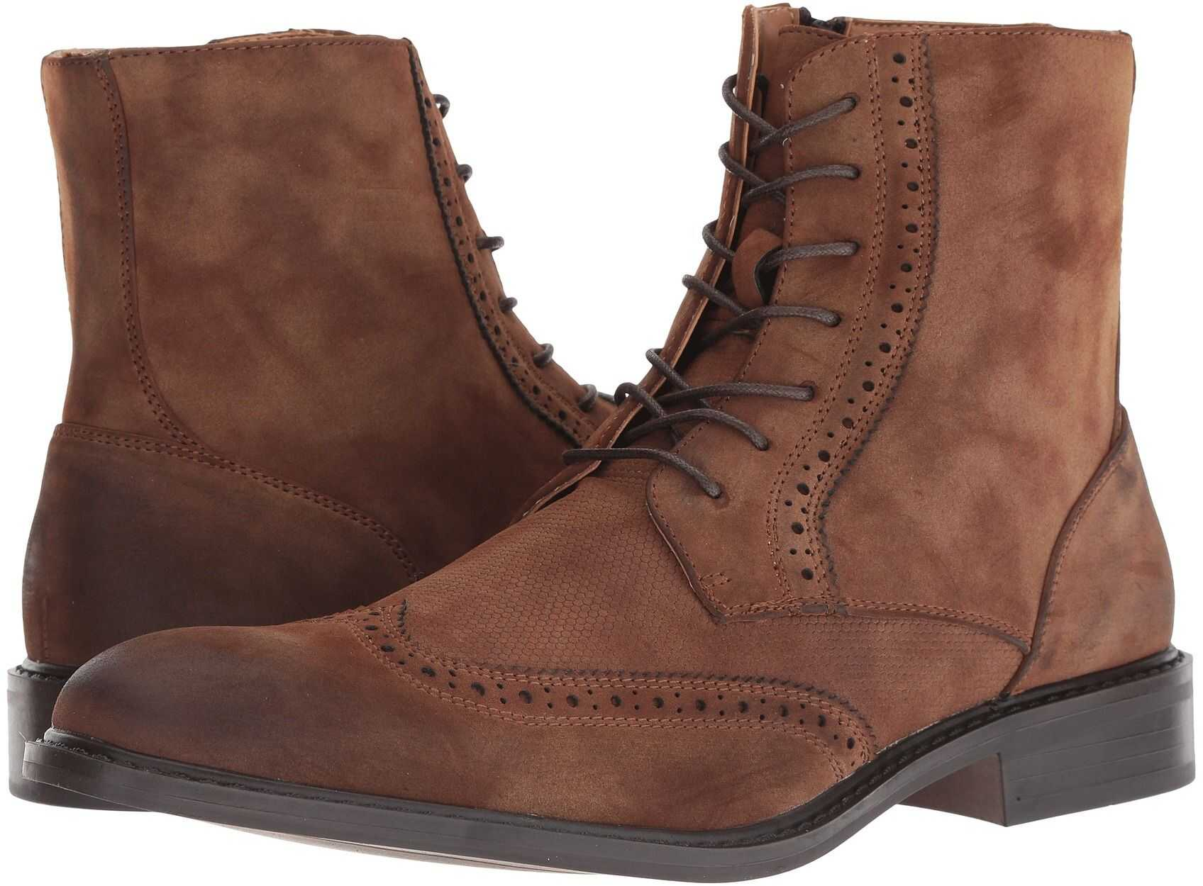 Kenneth Cole Unlisted Buzzer Boot Tan