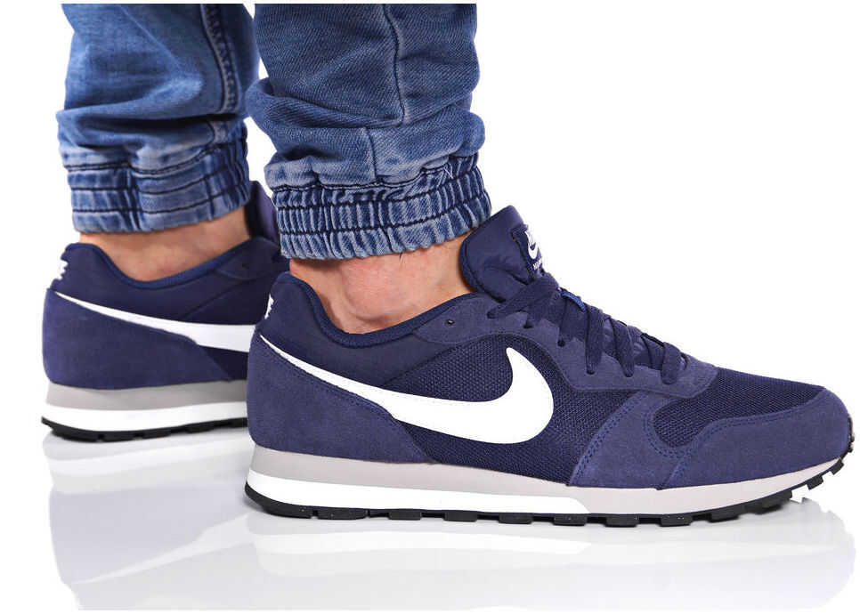 Nike MD Runner 2 Albastru marim/Gri