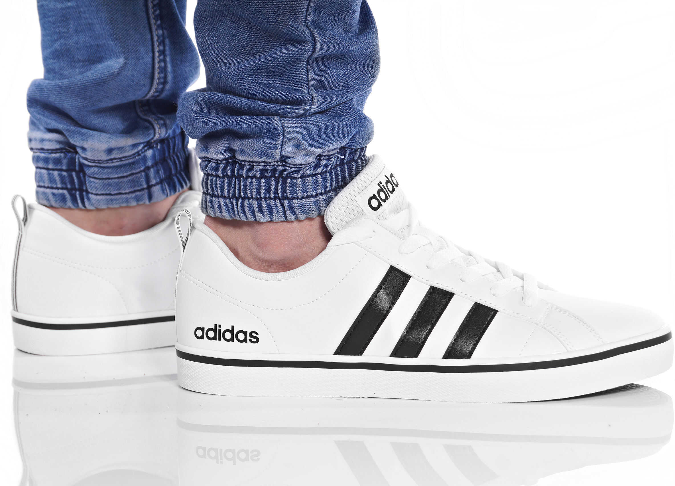 adidas Pace VS Alb imagine b-mall.ro