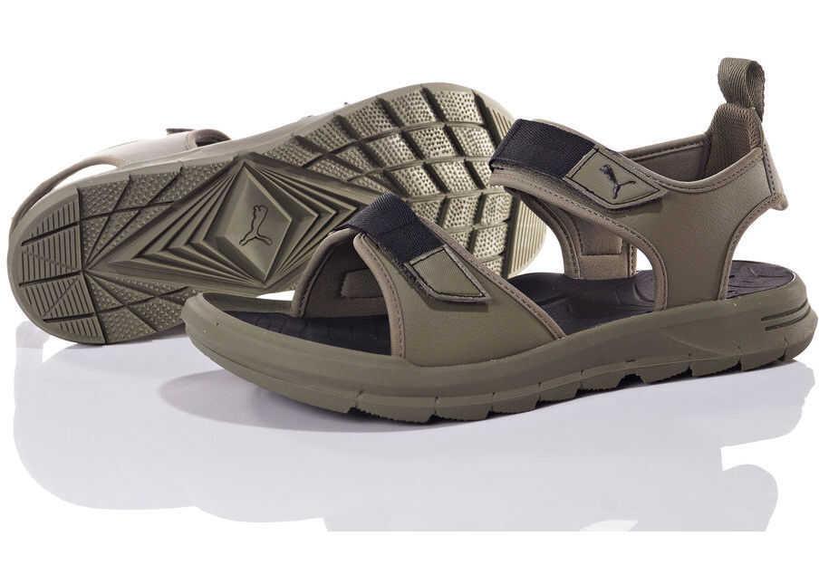 PUMA Wild Sandal Verde