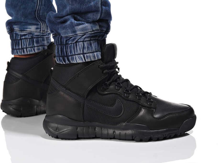 Nike SB Dunk Hight Negre