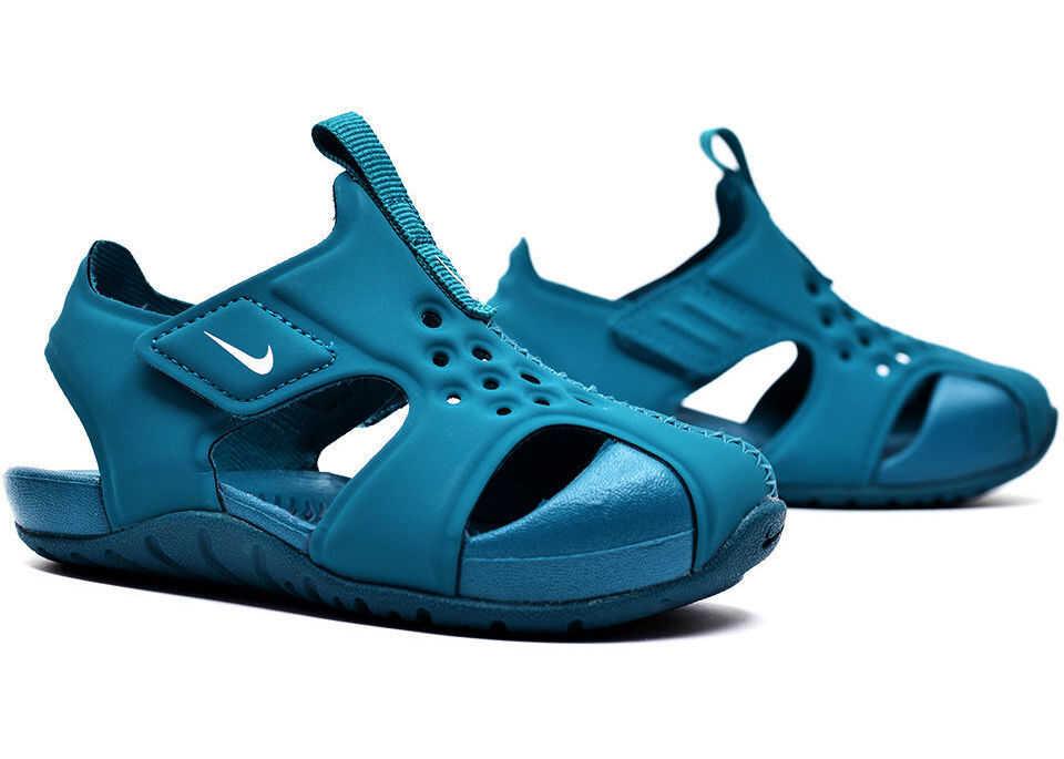 637c09a258f4d Sandale Nike Sunray Protect 2 PS Albastre Baieti - Boutique Mall Romania