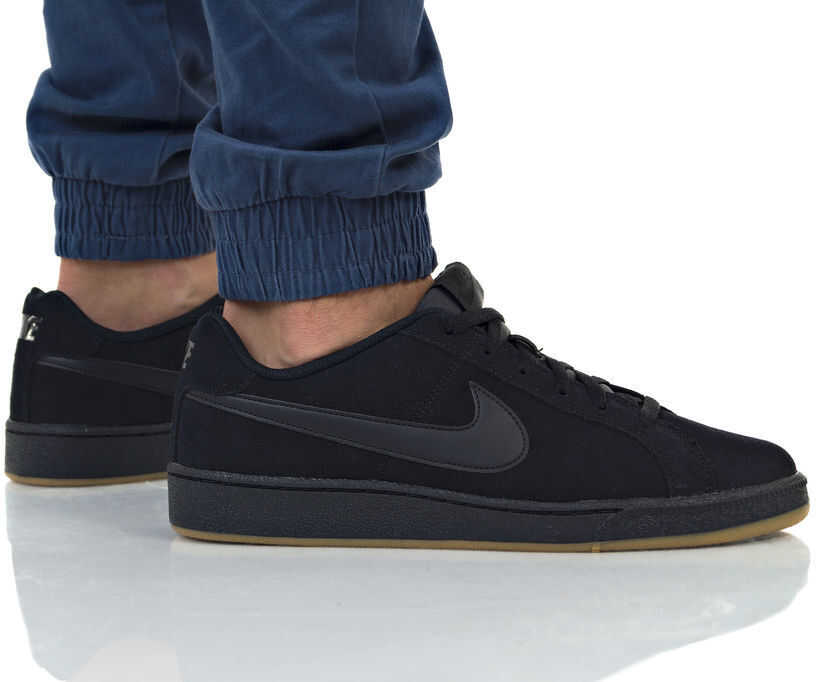 Nike Court Royale Suede Negre