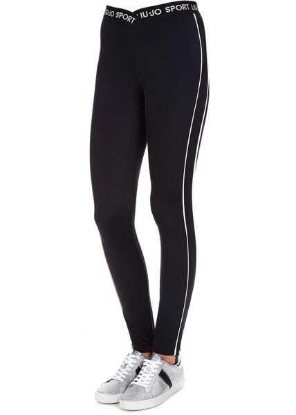 Pantaloni Dama Liu Jo Leggings with removable stirrups