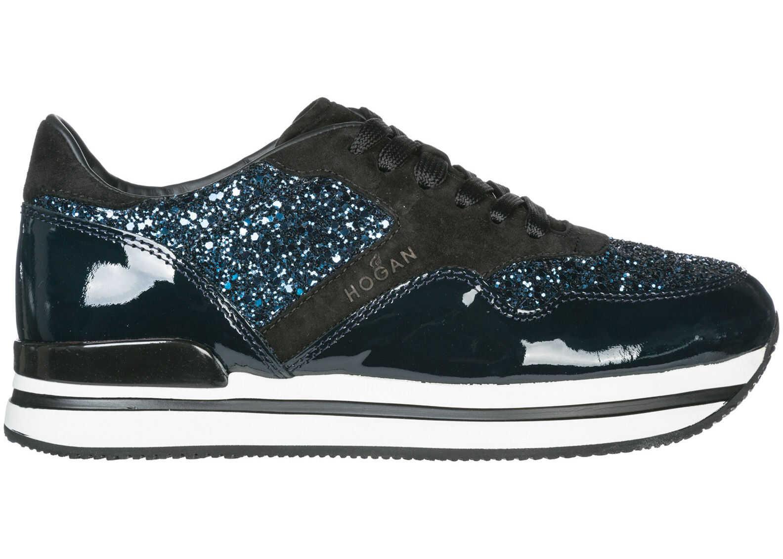 Hogan Sneakers H222 Blue