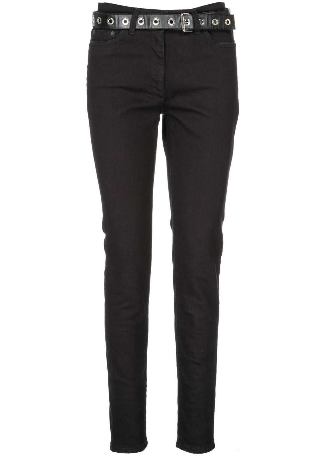 Moschino Skinny Jeans Black