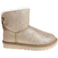 "Ghete & Cizme Golden ""mini Bailey Bow Sparkle"" Boots Femei"