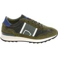 """Tenisi & Adidasi Philippe Model """"toujours L"""" Green Camouflage Sneakers"""