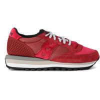Tenisi & Adidasi Jazz Triple Red Suede And Velvet Sneaker Femei