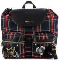 Rucsacuri Backpack with Tartan pattern Femei