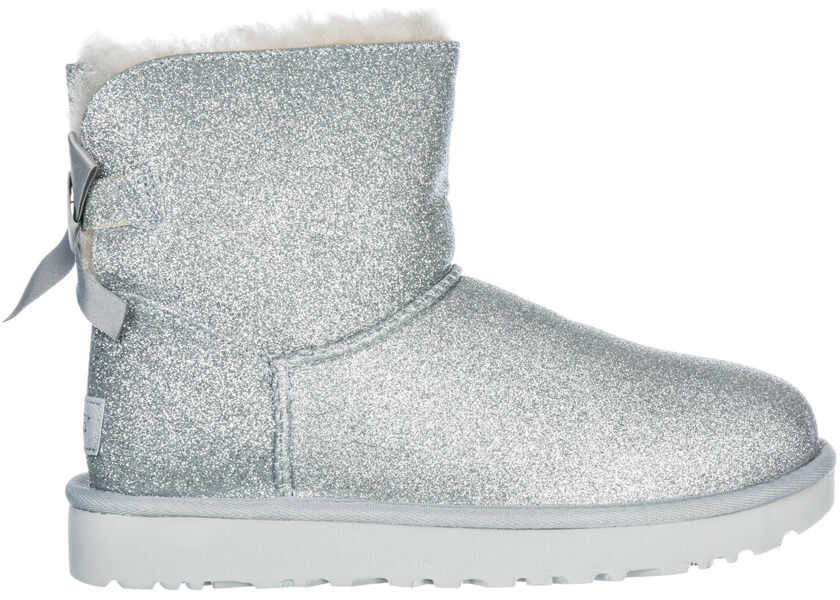 dc5a6226eaf UGG Bow Sparkle - Silver - Boutique Mall