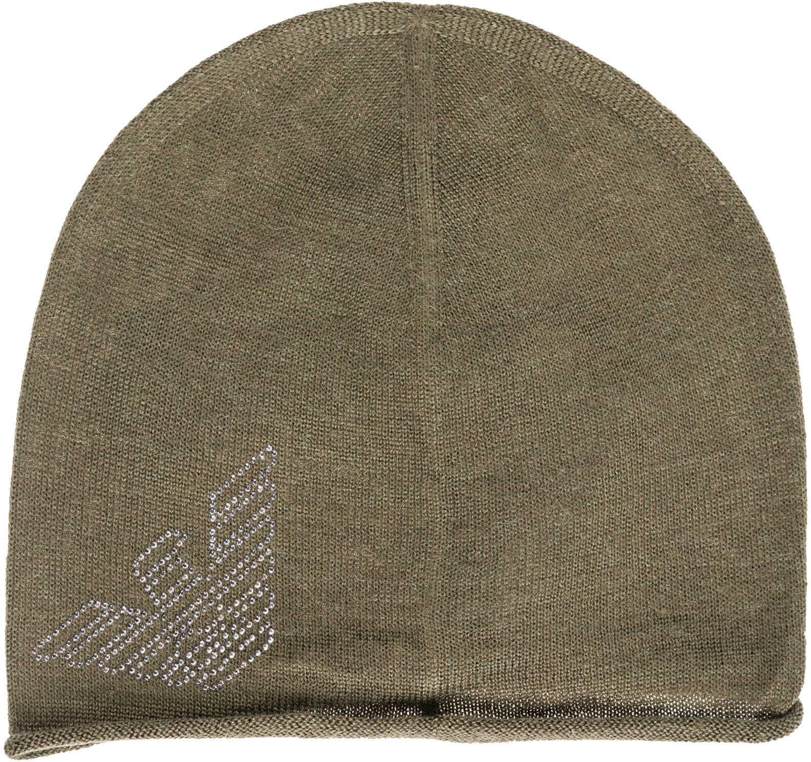 EA7 Beanie Hat Green