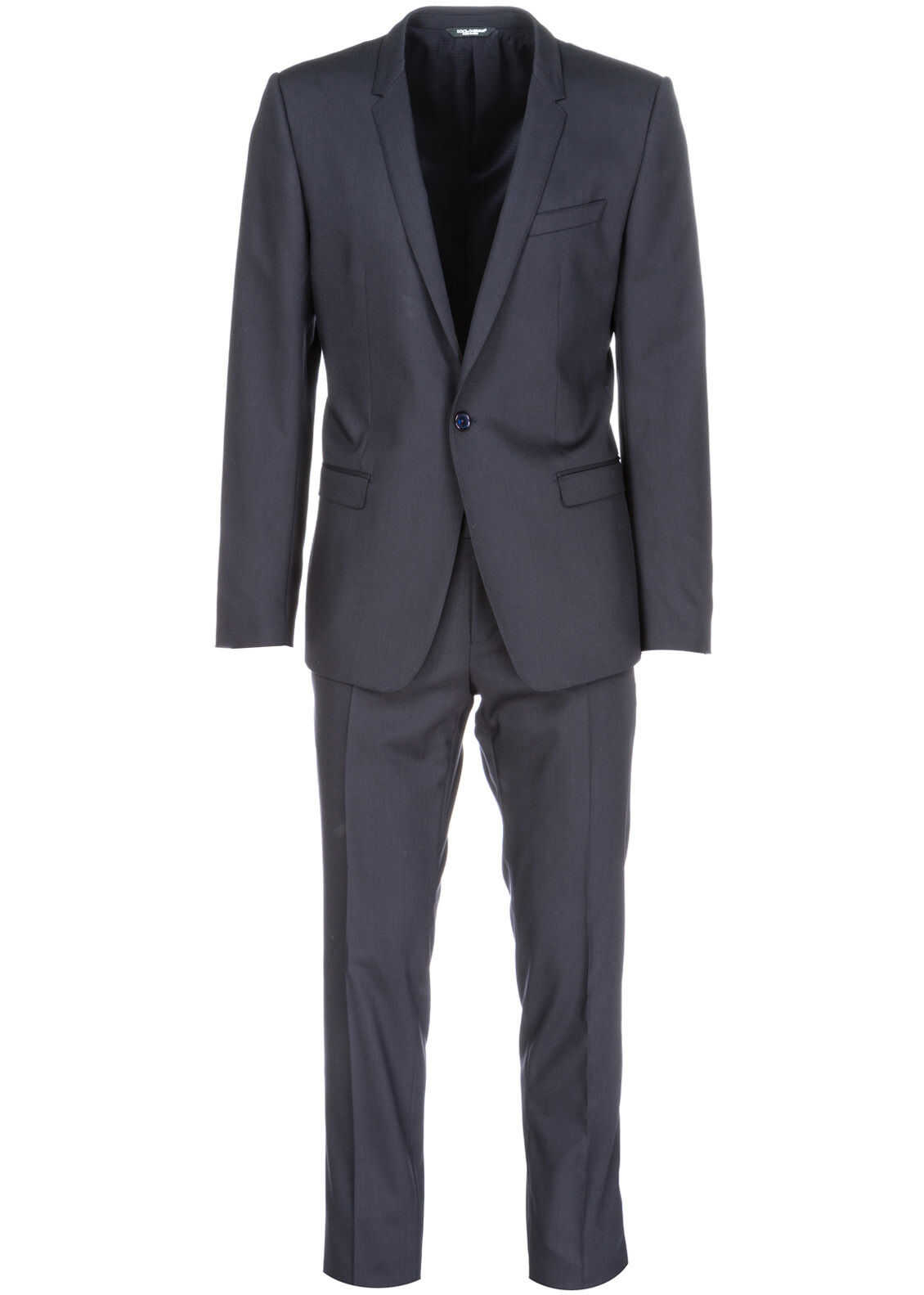 Dolce & Gabbana Suit Blue