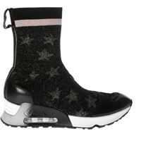 "Ghete & Cizme ASH ""lakes"" Black Ankle Boots*"