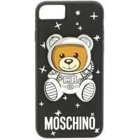 """Huse Mobil & Tablete Black """"ufo Teddy"""" Cover For I-Phone 6S-7-8 Femei"""