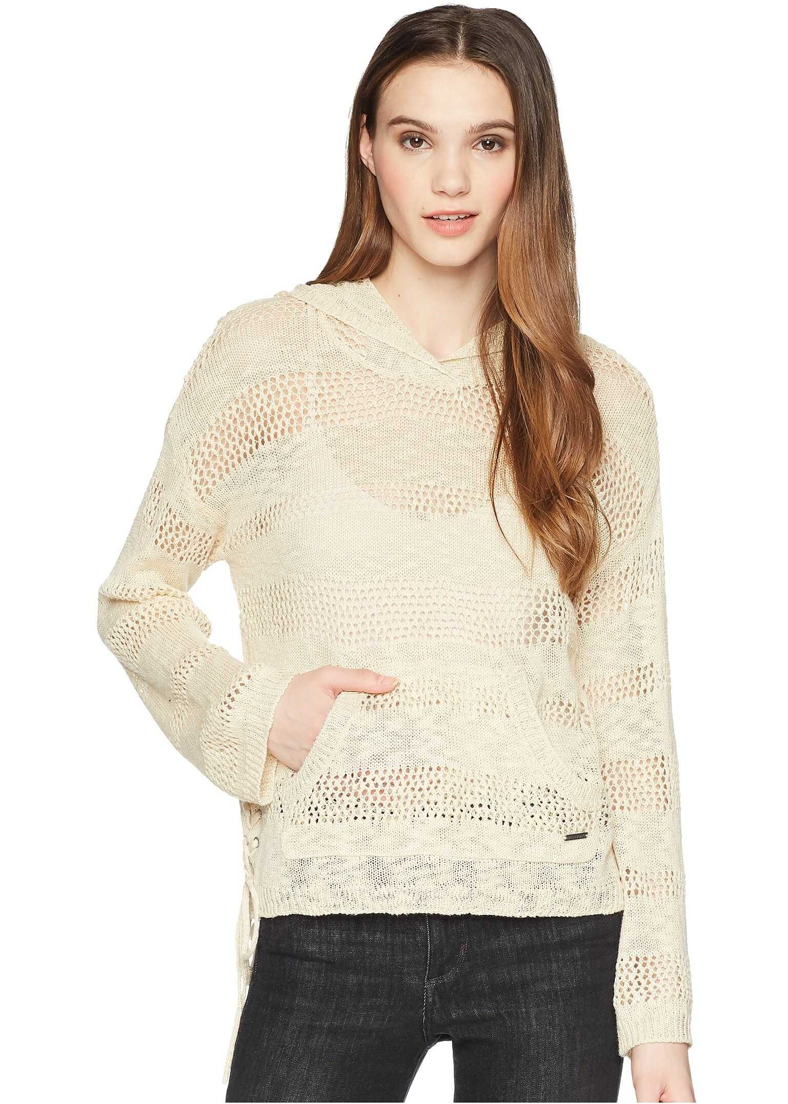 Billabong To The Limit Sweater Ivory