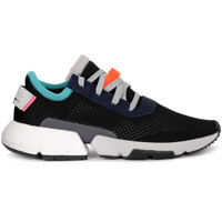 Tenisi & Adidasi Pod-S3.1 Black Sneakers With Knit Upper Barbati