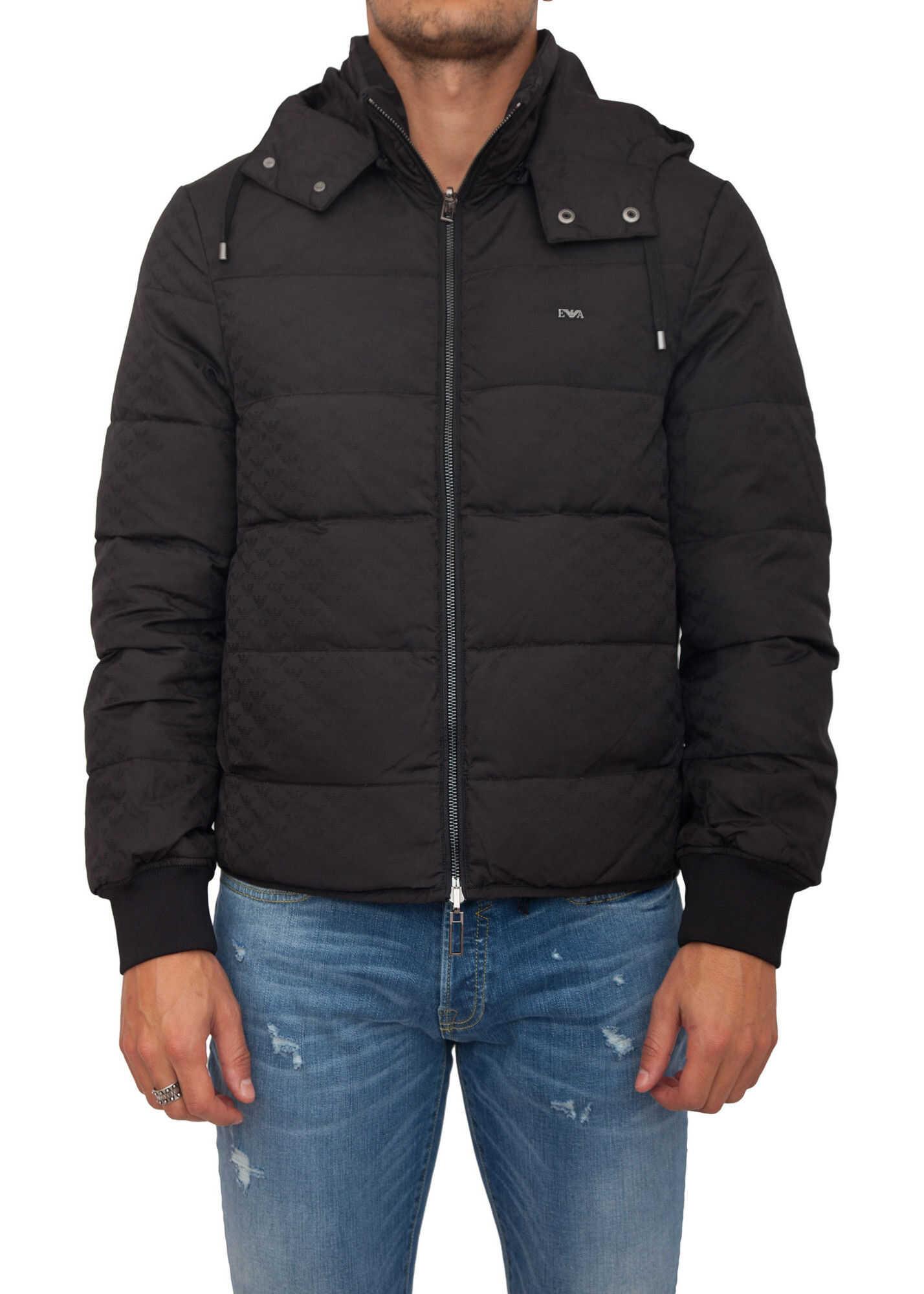 Emporio Armani 443C6BAE BLACK