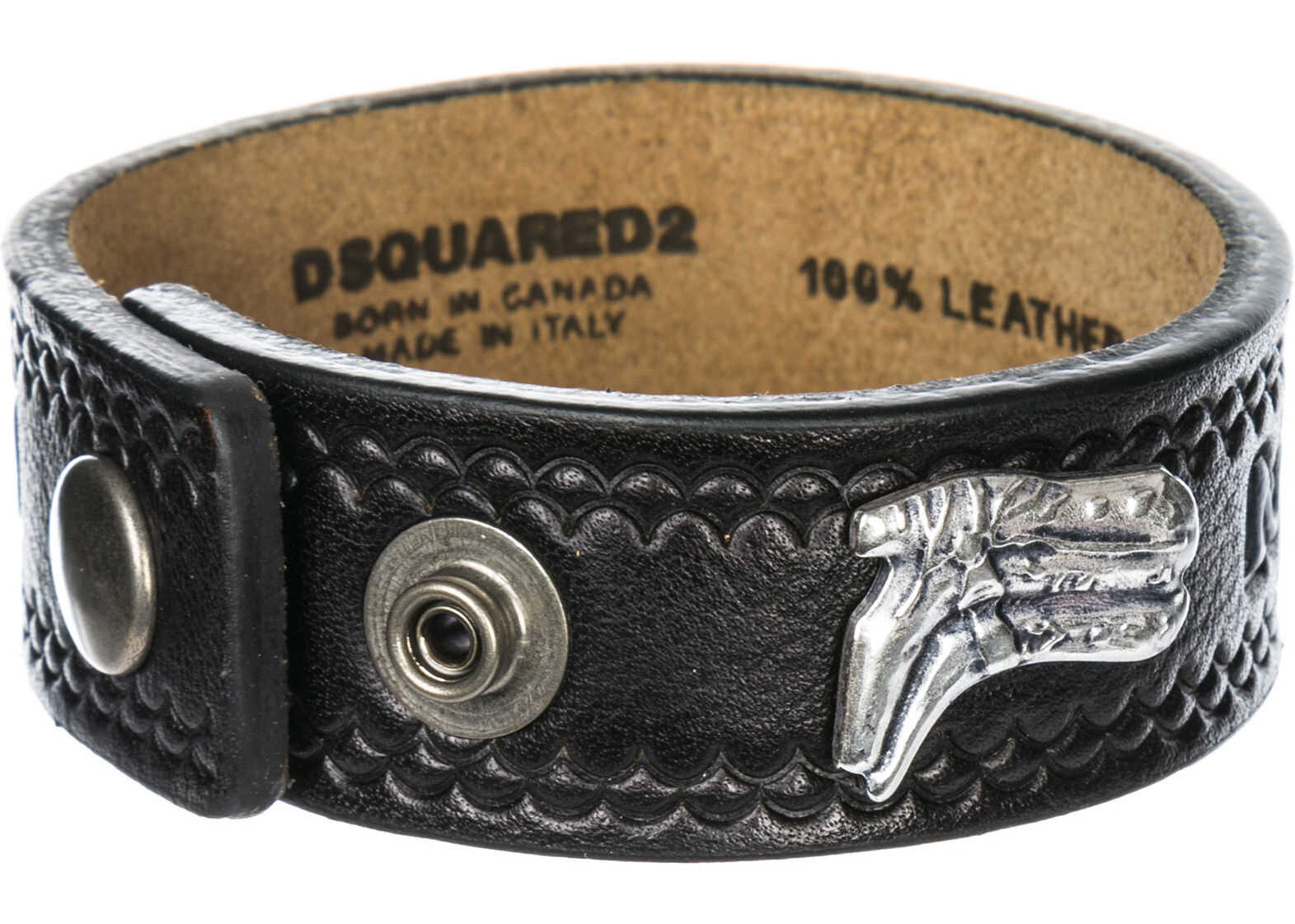 DSQUARED2 Rodeo Boy Black