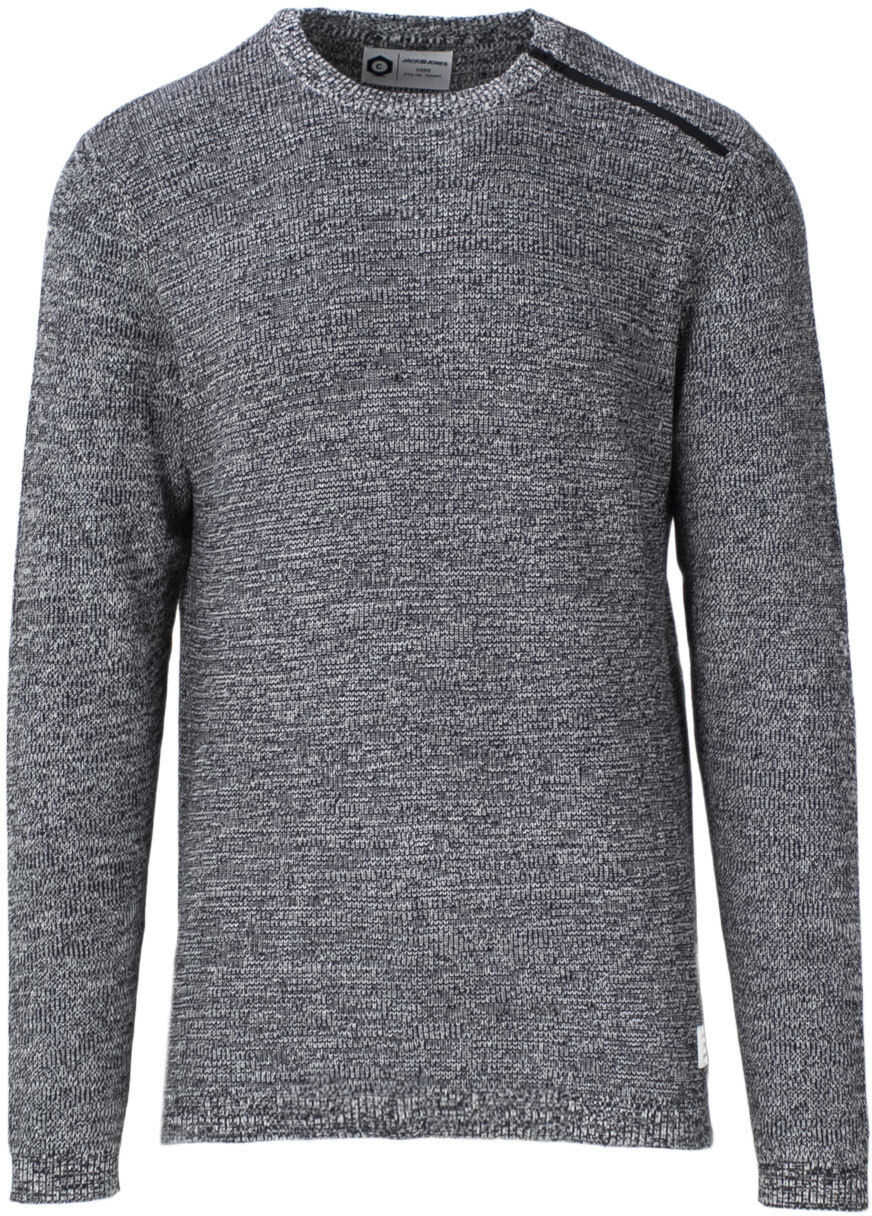 JACK & JONES 12117161Grey Cotton Sweater GREY