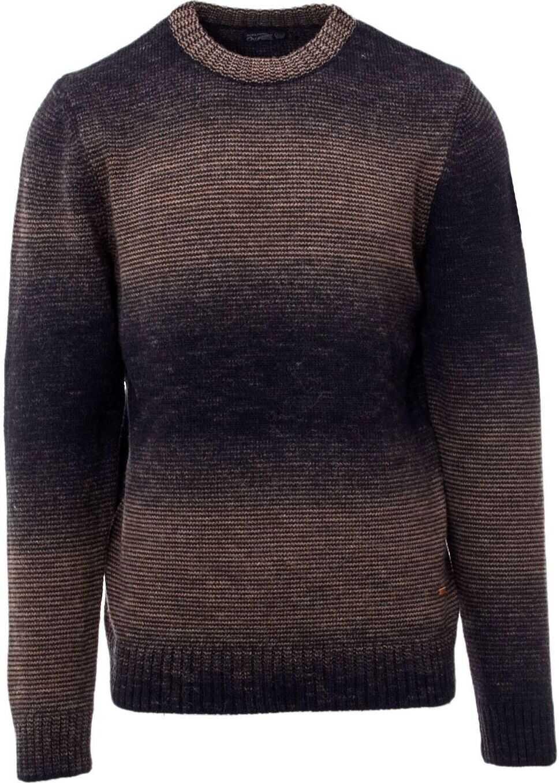 JACK & JONES 12124535Brown Polyester Sweater BROWN