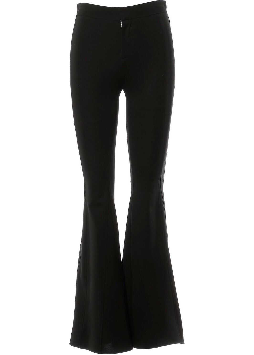 Givenchy Viscose Pants BLACK